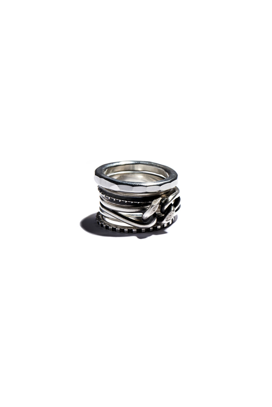 Ring Silber Mischung